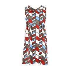 Midi Dress HUGO BOSS Multicolor