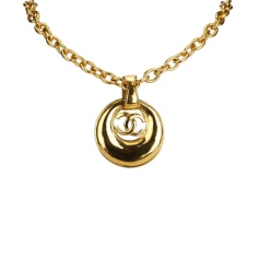 Necklace CHANEL Gold