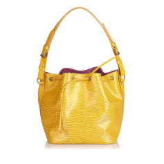 Backpack LOUIS VUITTON Yellow