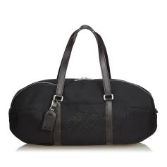 Leather Oversize Bag LOUIS VUITTON Black