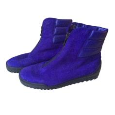 a5c4a0dd9b27 Bottines   low boots Femme Violet, mauve, lavande de marque   luxe ...