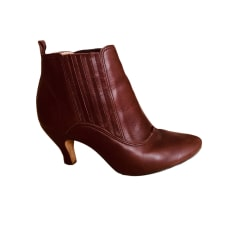 23beb8ee4e89 Bottines   low boots Repetto Femme   articles tendance - Videdressing