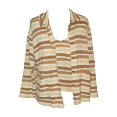 3dc395775217 Vêtements Femme Lyocell de marque   luxe pas cher - Videdressing