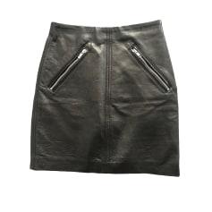 Jupes Femme Cuir de marque   luxe pas cher - Videdressing 89067388dd1d