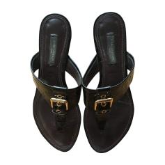 Sandales, nu-pieds Louis Vuitton Femme   articles luxe - Videdressing 784fd567b21