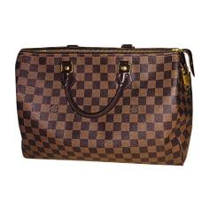 48b44ce8209ff6 Sacs en tissu Speedy Louis Vuitton Femme   articles luxe - Videdressing