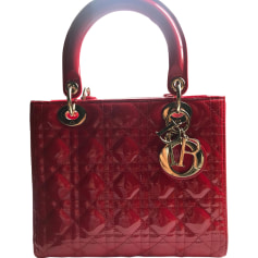 43fc9a70038 Sacs LADY DIOR Dior Femme   articles luxe - Videdressing