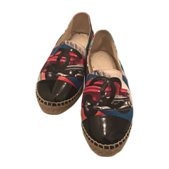 Ballerines Chanel Femme occasion   articles luxe - Videdressing ce39be5213c