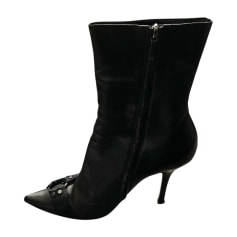 c886142a300 Bottines   low boots Dior Femme   articles luxe - Videdressing