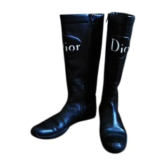 25aee609c834 Bottes Dior Femme   articles luxe - Videdressing
