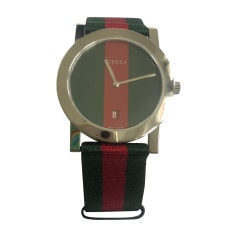 67477775bc6 Montres Gucci Femme   articles luxe - Videdressing