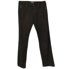 52baf4680f8c Pantalons Armani Jeans Femme   articles tendance - Videdressing