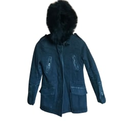 Manteaux   Vestes Femme Fausse fourrure occasion de marque   luxe ... ee519923f75a