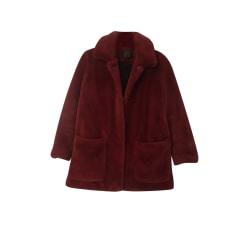 Vêtements Femme Fausse fourrure de marque   luxe pas cher - Videdressing 10d76b71bf1