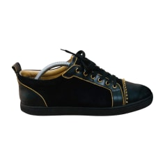 dc590e016a0 Baskets Christian Louboutin Homme   articles luxe - Videdressing