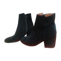 74c06102e92481 Bottines & low boots à talons Anthology Paris