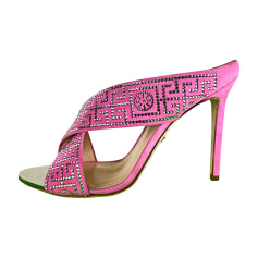 Chaussures Versace Femme   articles luxe - Videdressing b4783b96a8b