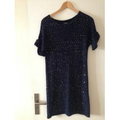 16cc6ed8574c Robes Caroll Femme Bleu, bleu marine, bleu turquoise   articles ...