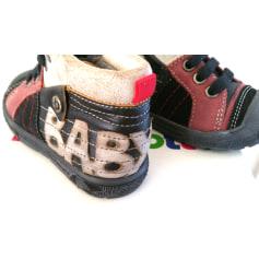 Lace Up Shoes Babybotte