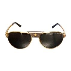 Lunettes de soleil Cartier Homme   articles luxe - Videdressing 3458c812db61