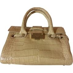 83b2140e09ccc4 Sacs en cuir Jimmy Choo Femme   articles luxe - Videdressing