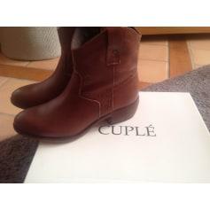 81c957f8f4c017 Santiags, bottines, low boots cowboy Cuplé