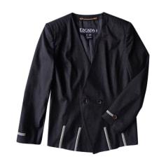 f99c9ec51d6 Tailleurs Femme Pure laine vierge de marque   luxe pas cher ...
