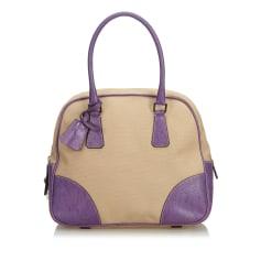 Sacs en cuir Prada Femme occasion   articles luxe - Videdressing f455a2e7d5b