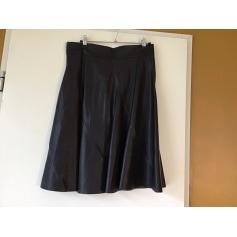 4471a15ac243e4 Jupes Zara Femme Cuir : articles tendance - Videdressing