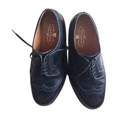 Chaussures à lacets J.M. Weston Homme   articles luxe - Videdressing 492e764c394