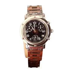 b4a9953f4a93 Montres Hermès Femme occasion   articles luxe - Videdressing