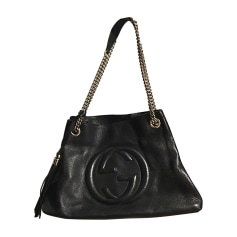 Sacs à main en cuir Gucci Femme   articles luxe - Videdressing a6878c42052