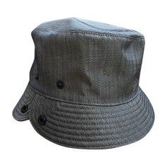 Cappello di tela HERMÈS Cachi
