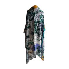 Châles Hermès Femme   articles luxe - Videdressing 7df42e62d58