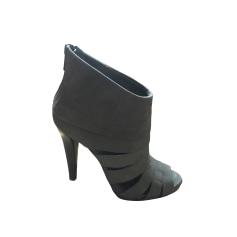 Sandales à talons ASH Kaki