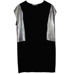 Robe tunique SANDRO Noir