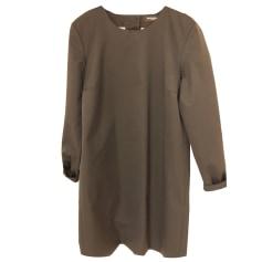 Robe mi-longue BRUUNS BAZAAR Noir
