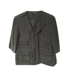 Blouse THE KOOPLES Gris, anthracite