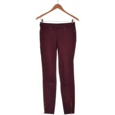 best wholesaler new high cozy fresh Pantalons slim, cigarette Zara Femme : Pantalons slim ...