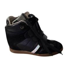 Chaussures à lacets  SERAFINI Noir