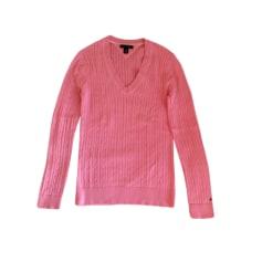 Maglione TOMMY HILFIGER Rosa, fucsia, rosa antico