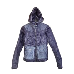 Coat G-STAR Blue, navy, turquoise