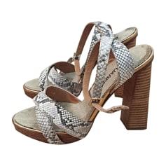 Sandales à talons DSQUARED Python