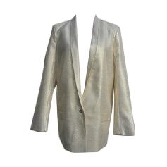 Blazer, veste tailleur PABLO DE GERARD DAREL Blanc, blanc cassé, écru