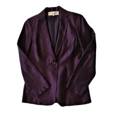 Blazer, veste tailleur TARA JARMON Prune