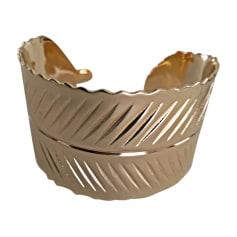 Bracelet ELIE SAAB Doré, bronze, cuivre