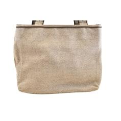 Stoffhandtasche PRADA Weiß, elfenbeinfarben