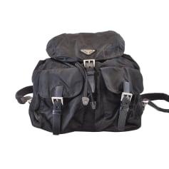 Stofftasche groß PRADA Schwarz