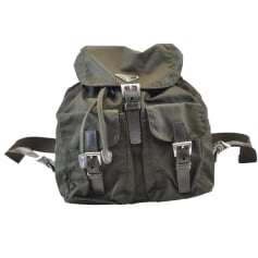 Stofftasche groß PRADA Khaki