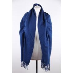 Schals FENDI Blau, marineblau, türkisblau